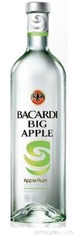 Bacardi Rum Big Apple